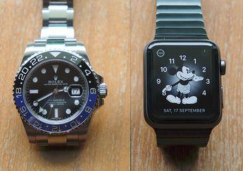 Penjualan Apple Watch Berhasil Ungguli Industri Jam Tangan Swiss