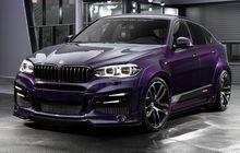 Top Car Modifikasi BMW X6 Ini, Jadi Punya Kelir yang Tidak Biasa