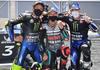 Jika Finis 5 Besar di MotoGP Rep Ceska 2020, Rossi Mantap Gabung Petronas SRT