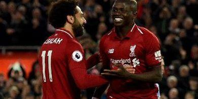 Liverpool Masih Perlu Bereskan Pertikaian Mohamed Salah-Sadio Mane