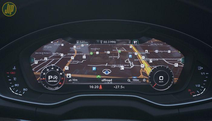 Virtual Cockpit Audi Q5