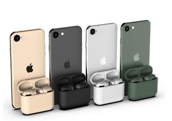 AirPods Pro Akan Miliki Pilihan Warna yang Senada Dengan iPhone 11 Pro