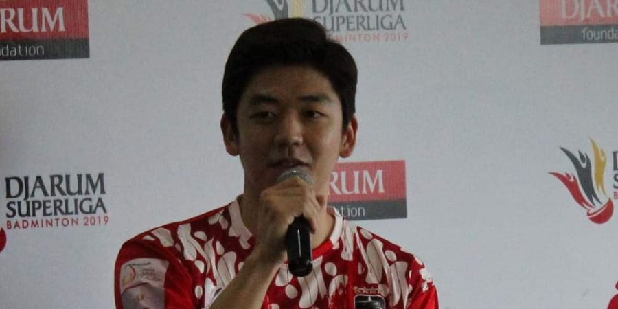 Lee Yong-dae Pasrah Tak Pernah Menang Lawan Indonesia di Asian Games