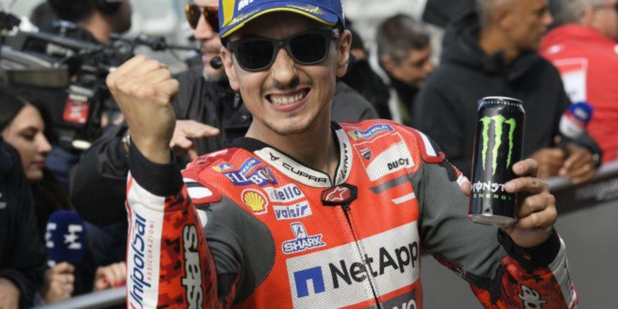 Jorge Lorenzo Akui Negosiasi dengan Ducati untuk MotoGP 2021 Tengah Berlangsung