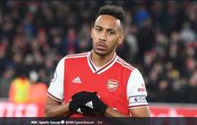 Cetak Satu Gol ke Gawang Leicester City, Aubameyang Samai Rekor Thierry Henry