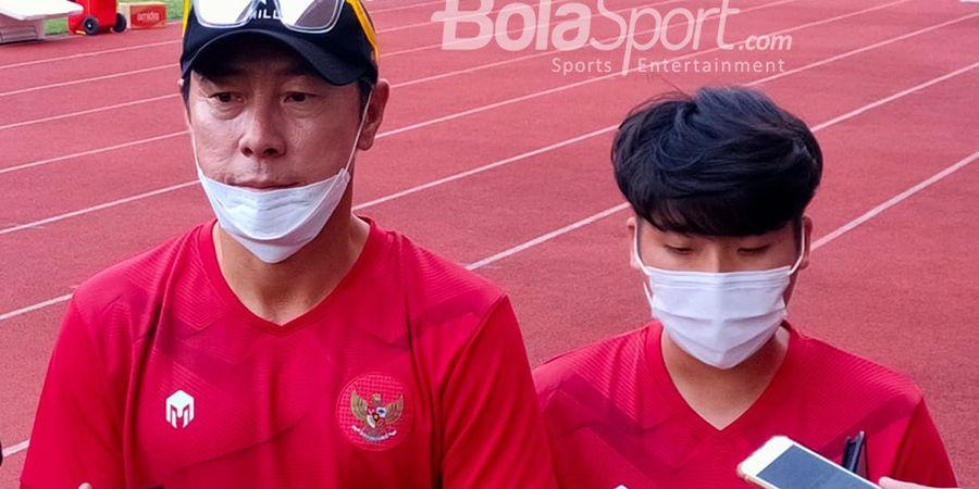 Latihan Ala Shin Tae-yong Begitu Keras, Pemain Timnas U-19 Indonesia Sampai Pingsan