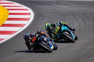 Valentino Rossi Tinggalkan Penyesalan Besar di MotoGP Portugal 2021 Gara-gara Sang Adik