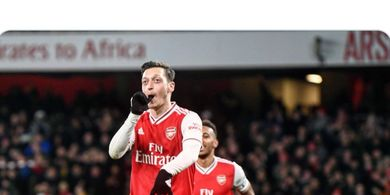 Link Live Streaming Olympiacos Vs Arsenal - Atmosfer Mengerikan
