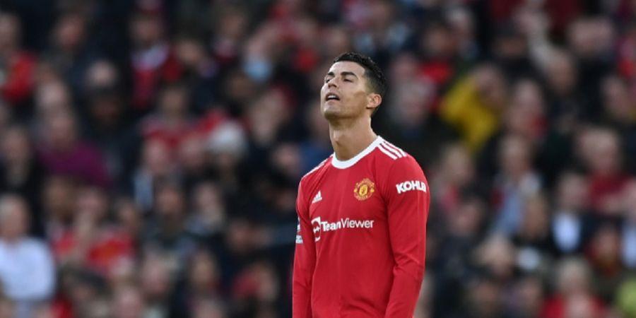 Cristiano Ronaldo Curhat di Medsos usai Manchester United Dibantai Liverpool