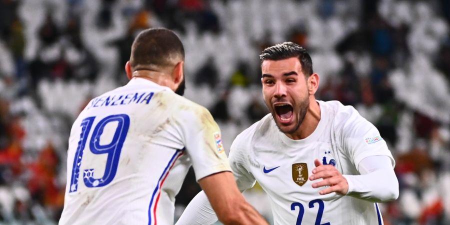 BREAKING NEWS - AC Milan Konfirmasi Theo Hernandez Positif COVID-19