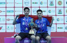 Hasil Undian Wakil Indonesia pada Thailand Masters 2020 - Menanti Kiprah Leo/Daniel