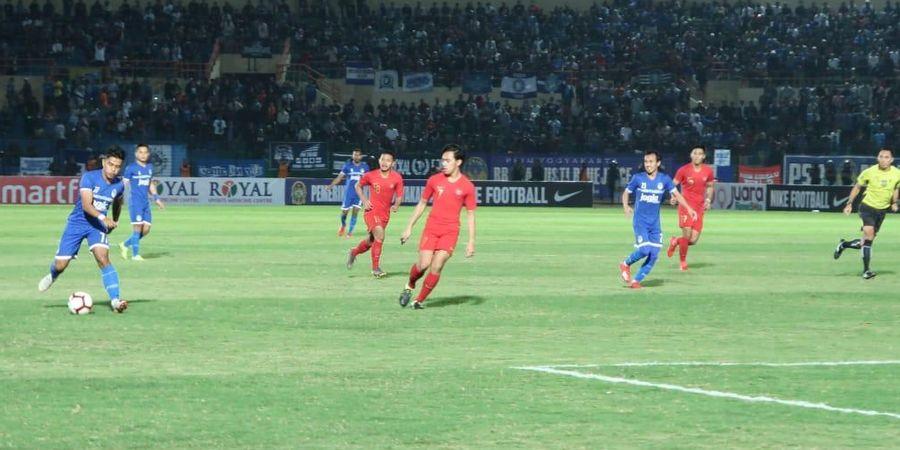 SEDANG BERLANGSUNG - Link Live Streaming Timnas U-23 Indonesia Vs Thailand