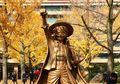 Patung Luffy Didirikan di Jepang Sebagai Bentuk Penghargaan untuk Kreator One Piece