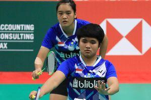 Hasil Final Akita Masters 2019 - Ganda Putri Indonesia Gagal Raih Gelar