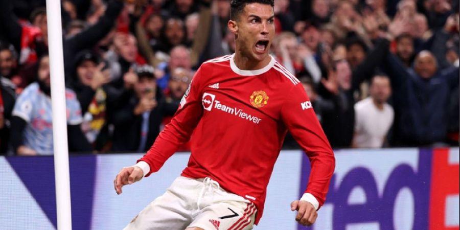 Cristiano Ronaldo, Pemain Pertama yang Tolak Kehadiran Antonio Conte di Man United