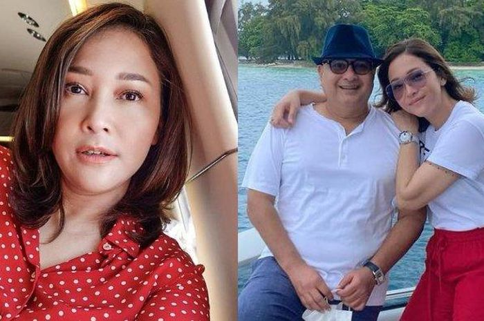 Maia Estianty explains why she doesn't want to have children from Irwan Mussry