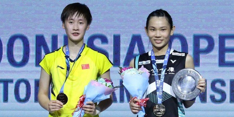 Malaysia Masters 2020 - Lolos ke Final, Inilah Catatan Chen Yufei dan Tai Tzu Ying dalam 5 Pertemuan Terakhir