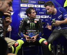 Fokus Kembangkan Fabio Quartararo, Valentino Rossi Ucapkan Hal Ini untuk Yamaha
