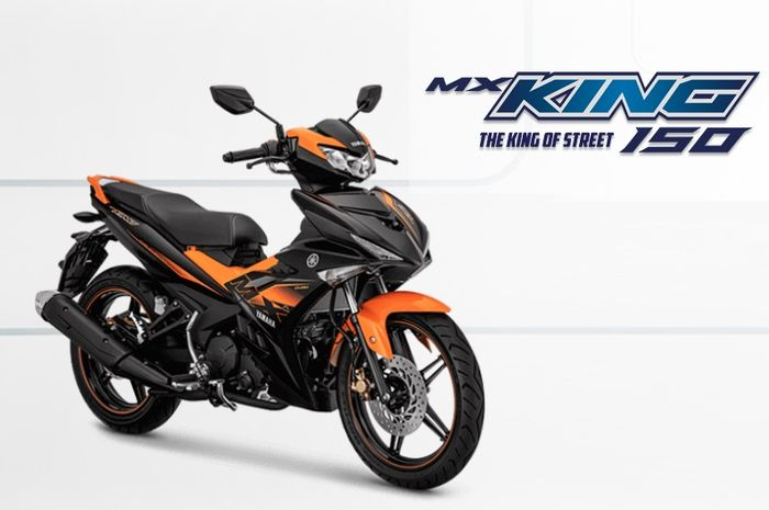 Yamaha MX King juga diburu anak muda penyuka performa