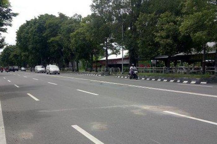Gawat, Pemotor Tewas Tertiban Baliho Capres di Pangandaran, Siapa yang Salah?