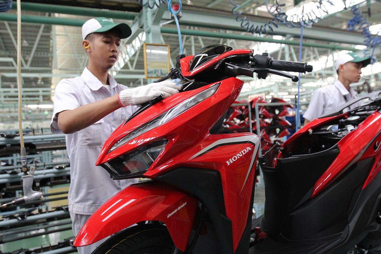 Harga Naik Rp 150 Ribu Motor Honda Vario 125 2019 Juga Punya Warna Baru Motorplus