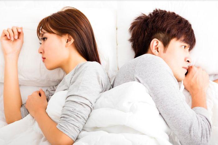 Berapa lama pun hubungan rumah tangga terbangun, pasti akan ada masalah.