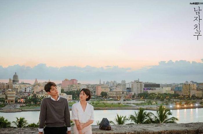 Live Streaming Drama Encounter Episode 11 Jin Hyuk Dan Soo Hyun
