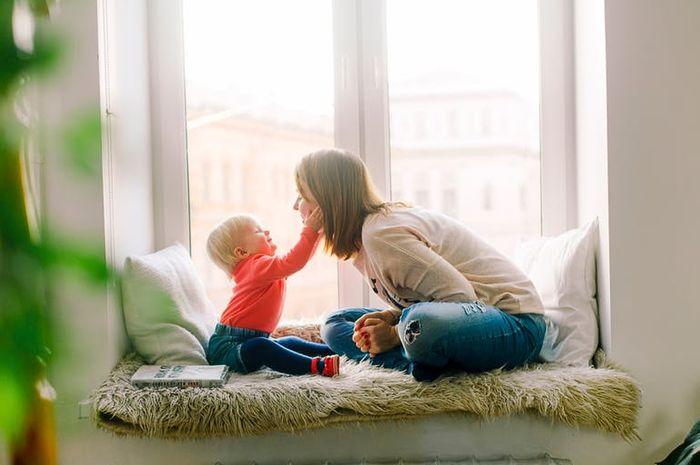 Stimulasi bicara untuk Si Kecil