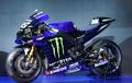 Foto-foto Detail YZR-M1 Monster Energy Yamaha, Simpel Tapi Gahar