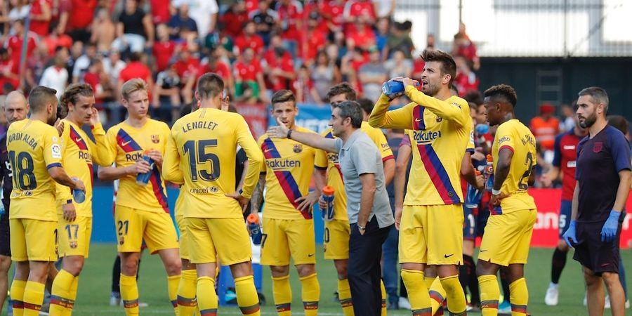 Tanpa Lionel Messi, Barcelona Punya Misi Balas Dendam Melawan Valencia