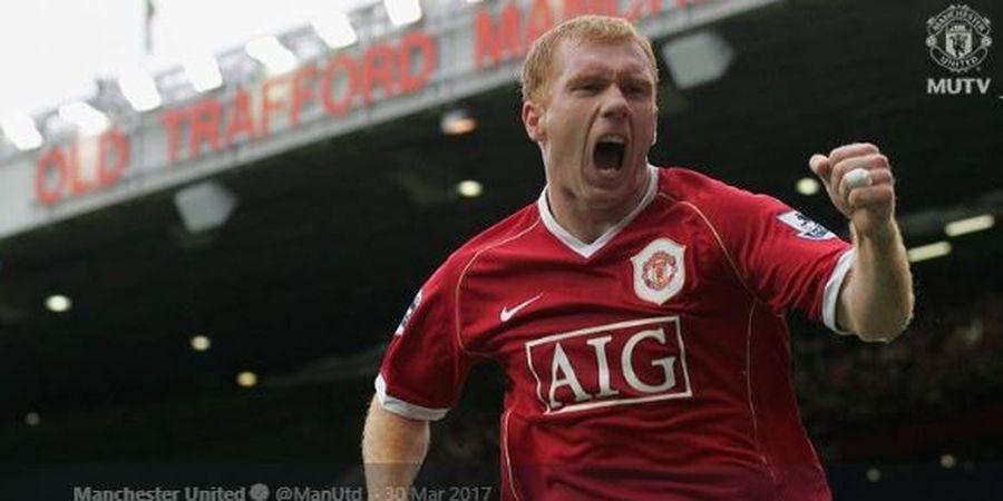 Ryan Giggs Ungkap Paul Scholes Pernah Kelabakan di Manchester United Gara-gara Sir Alex Ferguson