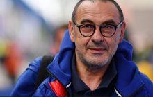 jadi pelatih juventus, maurizio sarri sudah ajukan 2 daftar transfer
