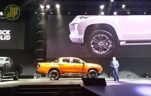 New Mitsubishi Triton Pakai Mesin Diesel Baru dengan MIVEC