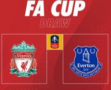 Link Live Streaming Liverpool Vs Everton Piala FA, Menanti Debut Minamino!