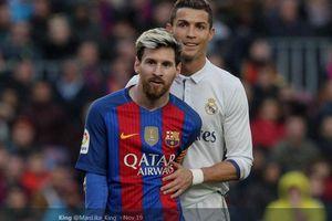 Winger Real Madrid Bingung Pilih Messi atau Ronaldo Sebagai Pemain Terbaik