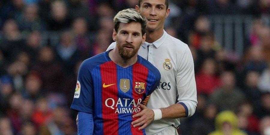 Meski Salip Posisi Lionel Messi, Cristiano Ronaldo Tetap Bukan Atlet Terkaya di Dunia