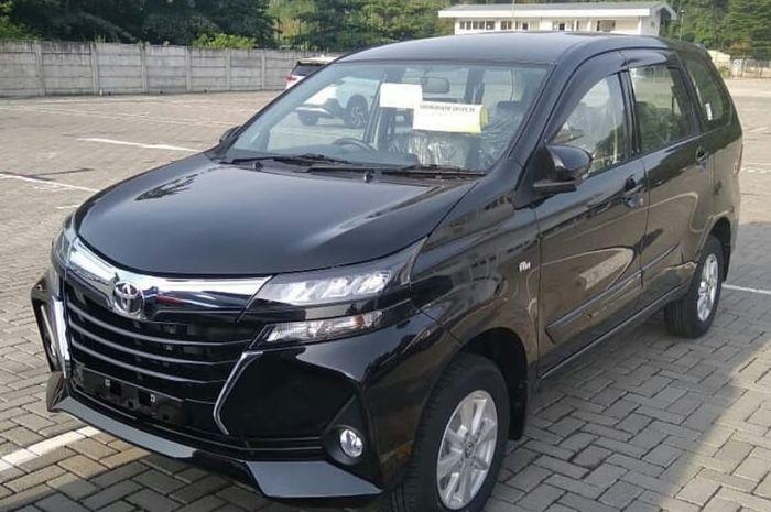 Penampakan Toyota Avanza Baru yang bakal meluncur 15 Januari 2019