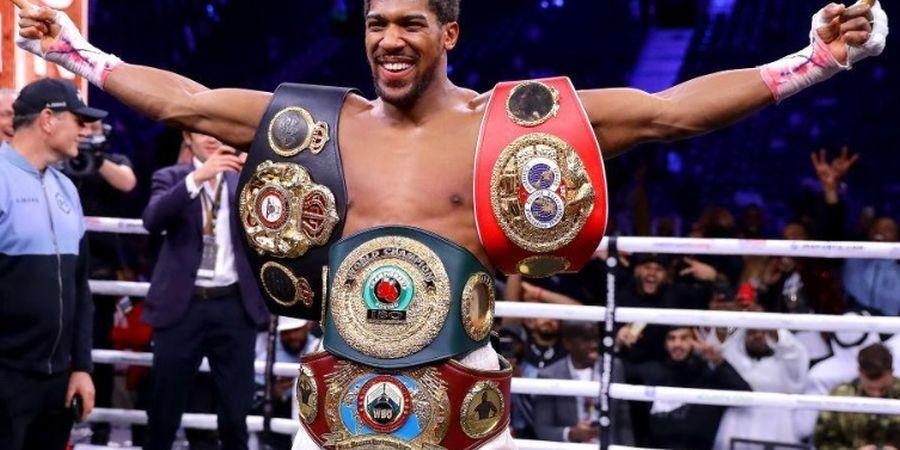 Penyebab Mega Duel Anthony Joshua Vs Tyson Fury Terancam Berantakan