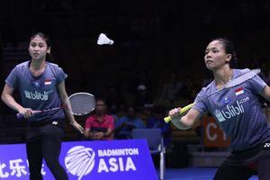 Hasil Vietnam Open 2019 - Tumbangkan Wakil China, Della/Rizki Juara!