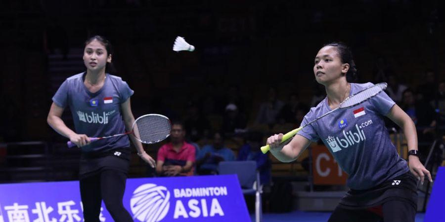 Rekap Vietnam Open 2019 - Indonesia Loloskan Della/Rizki, China Punya 4 Wakil pada Partai Final