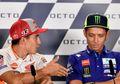 MotoGP Italia 2021 - Sindir Rossi, Marquez: Kalau Tak Lagi  Bisa Menang, Ya Pensiun!