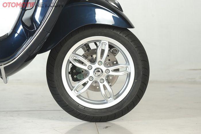 Primavera kini mendapat 'sepatu' berukuran 12 inci dengan model palang baru