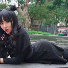 Tidak Sekedar Seksi, Lucinta Luna Bikin Video Buka Baju, Warganet: 'Mirip Laki'