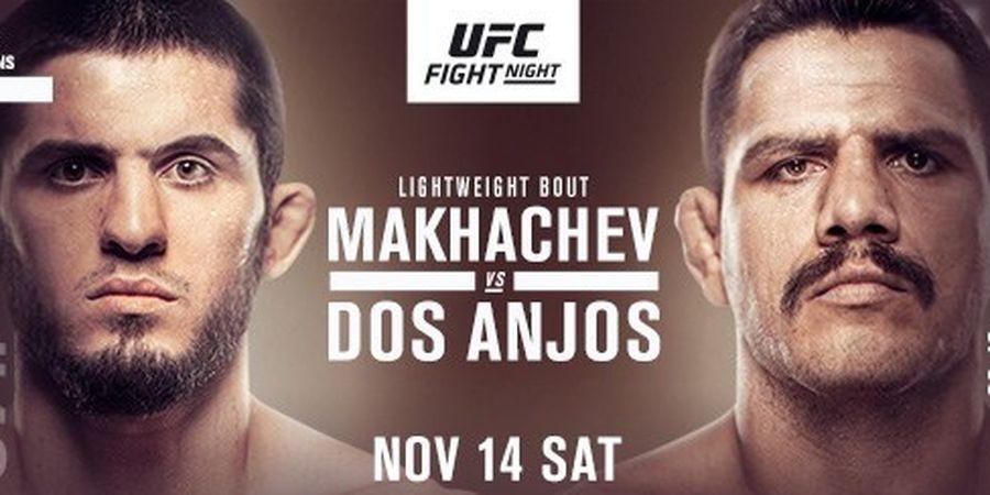 Diterpa Cedera, Eks Raja UFC Lagi-lagi Batal Bersua Islam Makhachev