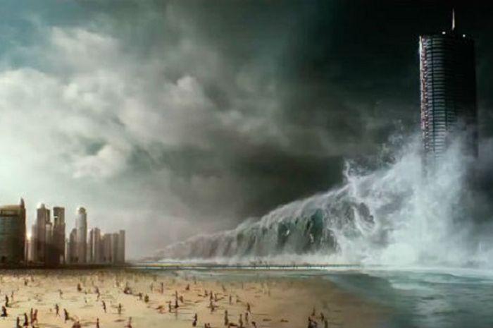 ilustrasi hari akhir dunia