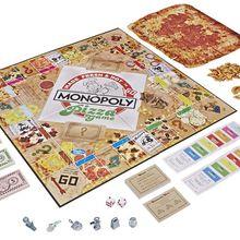 Pecinta Pizza, Ada Permainan Monopoli Baru Versi Pizza Game!