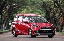 Penjualan Tak Berkembang, Toyota Akui Salah Strategi Soal Sienta