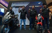 Lakukan Regional Launching CBR250RR dan CB150R Streetfire, Wahana Klaim Total Penjualannya Lebih dari 2.000 Unit