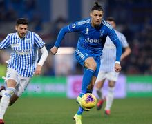 Bikin Tekor Juventus, Cristiano Ronaldo Malah Cetak Rekor di Liga Italia