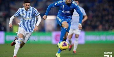 Cristiano Ronaldo dan Kutukan Fase Gugur di Kandang Olympique Lyon